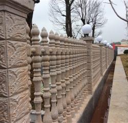 皇冠围栏-湖南仿大理石围栏