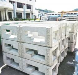新型生态护坡框-湖南PC砖